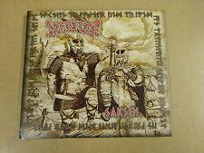 DIGIPACK CD / SAXORIOR - SAKSEN