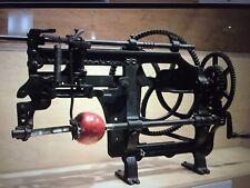 Rival No 2 Apple Peeler THREE BLADES - Commercial Cast Iron Antique Apple Peeler