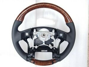 BRAND NEW 14-15-16-17-18-19-20-21 TOYOTA SEQUOIA OEM LEFT DRIVER STEERING WHEEL