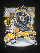 Pro Player RAY BOURQUE No. 77 BOSTON BRUINS (LG) T-Shirt