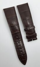Authentic Blancpain 22mm x 18mm Brown Alligator Watch Strap Band OEM 28G