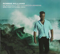 2 CD Robbie Williams In And Out Of Consciousness Greatest Hits1990-2010 SEALED