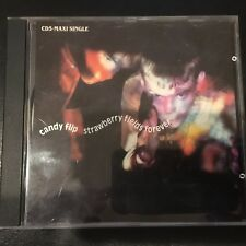 Candy Flip  Strawberry Fields Forever  (6 Track) 1990 w/ REMIX  MAXI CD Atlantic