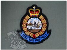 1990 Royal Hong Kong Police embroidery cloth patch