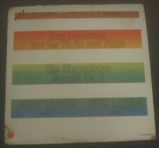 Laderman / Siegmeister - Jaime / Ruth  Laredo Violin Piano Sonata Desto LP