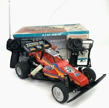 Vintage 1988 NIKKO Sears Lobo II Radio Control RC Buggy Lobo 3 Remote With Box