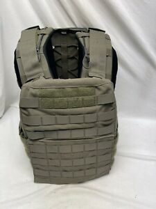 Crye Precision CAGE Armor Chassis Plate Carrier Vest Ranger Green Marshal JSOC