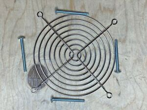 120mm Fan Guard for Antminer with longer screws