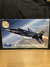 Revell X-15 Experimental Aircraft Model Kit 1:72 Scale Hobby #85-5247 Plastic