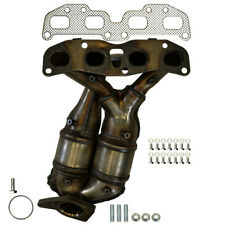 Exhaust Manifold with Integrated Catalytic Converter Front Left CATCO 1283