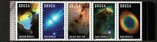 USA Sc. 3388a 33c Hubble Space Telescope 2000 MNH strip of 5