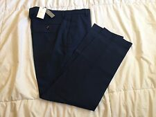 J.Crew Ludlow Slim Pant in Italian Cotton Oxford, Deep Water Blue, 30X30, NWT!