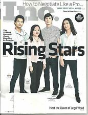 Inc. May 2017 30 Most Young Founders in America Free & Fast SnH Best Deal Ebay !