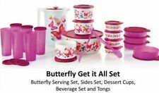 """Tupperware Butterfly """"Get It All Set"""" - Great for Mothers Day!"""