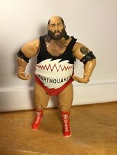 EARTHQUAKE With CHEST HAIR WWE CLASSIC SUPERSTARS JAKKS WRESTLING ACTION FIGURE