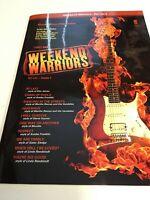Weekend Warriors Set List 2 for Guitar Sheet Music Minus One Play-Along Book CD