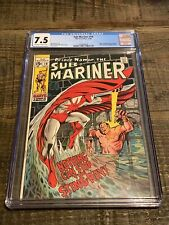 Sub-Mariner #19; CGC 7.5, 1st Appearance Sting-Ray