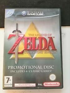 The Legend of Zelda - Collector's Edition GameCube, 2003 PAL Version
