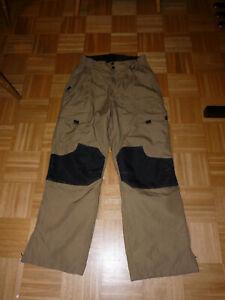 SPYDER CBK Ski Pants Snowboarding ski Trousers military french forces