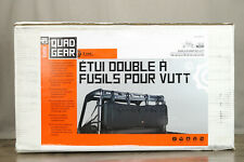 Classic Accessories Utv Double Gun Carrier - Black