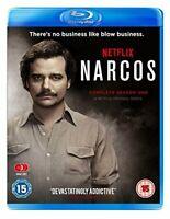 Narcos Season 1 [Blu-ray] [DVD][Region 2]