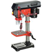 General International DP2002 10 in. 3A Drill Press w/ Laser & LED Light New
