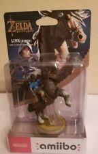 Link Rider Zelda Breath of the Wild Amiibo Nintendo Wii-U & 3Ds
