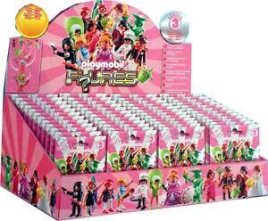 PMW Playmobil 5244 1X FIGURES SERIE 3 CHICAS GIRLS 100% NUEVAS NEW Envío Rápido