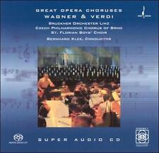 Opera Classical Music SACDs