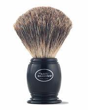 The Art of Shaving Pure Badger Beard Brush in Black