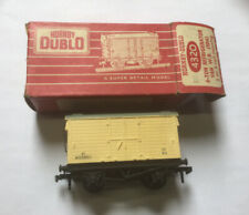 HORNBY DUBLO 4320 6-TON REFRIGERATOR VAN WR (SD6) BOXED EXCELLENT 2 OR 3 RAIL