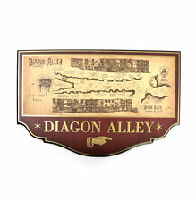 Diagon Alley Map Sign - Harry Potter Replica by Noble Collection