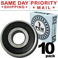 15x32x9 6002rs 6002-2RS Premium Rubber Sealed Ball Bearing 1 PC