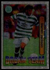 Futera Celtic Fans' Selection 1997-1998 (Chrome) Darren Jackson #67