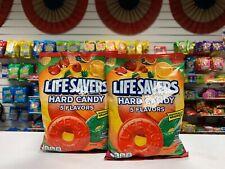 Life Savers 5 Flavours x 2 Peg Bags USA Import (6.25oz bags)