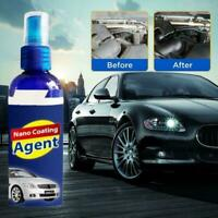 100ML Anti Scratch Hydrophobic Polish Nano Coating 2020 Agent P0X6