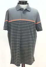 RLX Ralph Lauren SP17 Wicking Golf Polo Sport Shirt Gray Bk Sz L & XL NWT $98