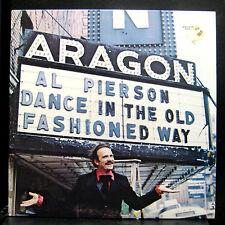 Al Pierson - Dance In The Old Fashioned Way LP VG+ AP-41779 Private Press Jazz