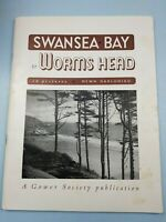 1960s Swansea Bay to Worms Head In Pictures By Mewn Darluniau  Gower society pub