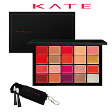 [KANEBO KATE] Red Nude Rouge Mania 20 Shades Creamy Lipstick Palette 25g LIMITED