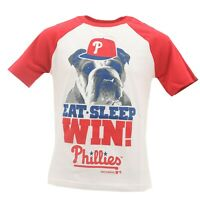 Philadelphia Phillies Official MLB Genuine Apparel Kids Youth Size T-Shirt New