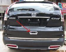 Chrome Rear Tail Gate Door Handle Cover Trim for Honda CRV CR-V 2012-2014