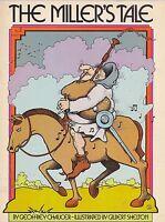 1973 MILLERS TALE underground comic sc book GEOFFREY CHAUCER - GILBERT SHELTON