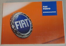 Instrucciones Servicio Fiat Punto De 2004
