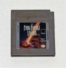 New listing Nintendo Gameboy Final Fantasy Legend Game Cartridge