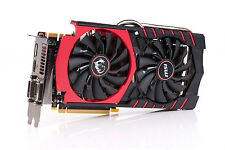 MSI Geforce GTX 970 Gaming 4G Graphics Card 4 GB GDDR5 PCI 3.0 DX12