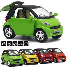 Diecast Car Smart  Vehicle Metal Model Toy Cars Metals Die Cast For Kid Children
