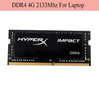 Pour Kingston HyperX Impact 4GB 8GB 16GB DDR4 2133Mhz PC4-17000 Laptop RAM FR