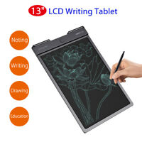 13 Inch LCD Digital Drawing Writing Tablet Handwriting Pads With Pen For School