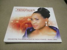 "CD DIGIPACK ""BARBARA HENDRICKS AU COEUR DE L'OPERA"""